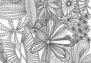 Abstract Coloring Pages for Adults Cool Adult Coloring Pages Hearts Abstract Printable Adult Coloring