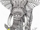 Abstract Elephant Coloring Pages for Adults 9 Best Animals Free Adult Coloring Pages Images On Pinterest