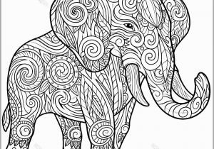Abstract Elephant Coloring Pages for Adults Elephant Coloring Pages for Kids Elephant Mandala Coloring Pages