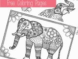 Abstract Elephant Coloring Pages for Adults Good Coloring Beautiful Children Colouring 0d Archives Con