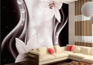Abstract Wall Mural Ideas Vlies Fototapete 3 Farben Zur Auswahl Tapeten Blumen Abstrakt
