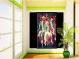 Acrylic Paint for Wall Murals Modern Dancing Painting Wall Art On Canvas original Abstract