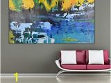 Acrylic Paint Wall Murals 999store Unframed Abstract Canvas Acrylic Painting Modern