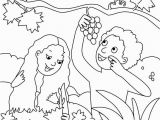 Adam and Eve Coloring Page Adam and Eve Coloring Page Luxury Free Adam and Eve Coloring Pages
