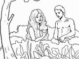 Adam and Eve Coloring Page Mythical Creatures Coloring Pages Luxury Beautiful Adam and Eve