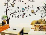Adhesive Wall Decor Mural Sticker $4 98 Tree 3d Diy Pvc Wall Decals Adhesive Wall