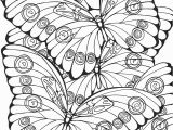 Adult Coloring Page butterfly Designs for Coloring butterflies Ruth Heller