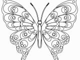 Adult Coloring Page butterfly Free to butterfly 7 Coloring Pages Coloring