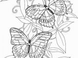 Adult Coloring Page butterfly Hard butterflies Coloring Pages for Adults to Print