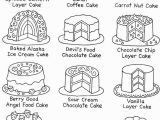 Adult Coloring Pages Cupcakes Dover Color & Cook Tea Party 4