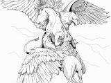 Adult Coloring Pages Dragons Dnd Greif Super Coloring