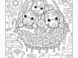 Adult Coloring Pages Puppies Pin by Annie Walter On Adult Coloring Pinterest