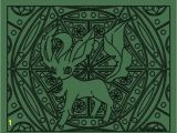 Adult Pokemon Coloring Pages 470 Leafeon Pokemon Coloring Page