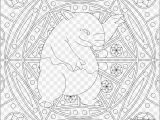 Adult Pokemon Coloring Pages Drowzee Pokemon Adult Coloring Pages Png Image with