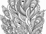 Advanced Coloring Pages Printable Advanced Peacock Coloring Pages Advanced Peacock Coloring Pages New