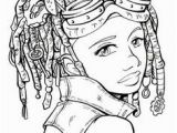 African American Black Girl Coloring Pages 15 Best Black Girl Magic to Color Images