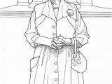 African American Coloring Pages for Adults Madam Cj Walker Coloring Page Coloring Home