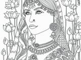 African American Woman Coloring Pages 7 American Indian Coloring Pages Printable Coloring Page