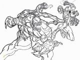 Agent Venom Coloring Pages Venom Drawing at Getdrawings