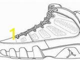 Air Jordan 11 Coloring Page 10 Best Jordan Coloring Images