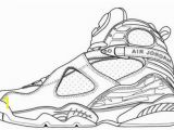 Air Jordan Coloring Pages Jordan 4 Color Page Jordan 4 Color