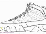 Air Jordan Coloring Pages Nike Shoes Coloring Sheets Kivanllowriverwebsites