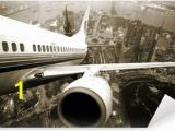 Airplane Cockpit Wall Mural Airports Wall Murals • Pixers