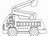 Airport Fire Truck Coloring Page Preschool Fire Truck Colouring Pages Page 2