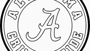 Alabama Crimson Tide Coloring Pages Alabama Coloring Pages
