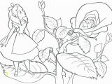 Alice In Wonder Land Coloring Pages In Wonderland Coloring Pages Caterpillar to Book Disney Alice