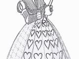 Alice In Wonderland Coloring Pages for Adults Alice In Wonderland Coloring Pages Tim Burton 2
