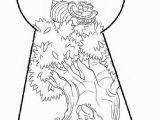 Alice In Wonderland Coloring Pages Tim Burton Activity Page Book What S In Your Wonderland Have Kids Draw Stamp