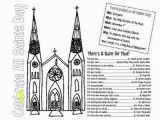 All Saints Day Coloring Pages for Kids Pin On Religious Ed Ideas