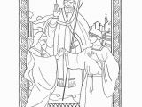 All Saints Day Coloring Pages for Kids Saint Valentine Coloring Page