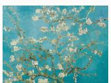 Almond Blossom Wall Mural 2019 Almond Blossom Tree Vincent Van Gogh Canvas Painting Wall Art Hand Painted Oil Paintings Reproduction for Living Room From