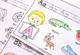 Alphabet Coloring and Tracing Worksheets Alphabet Tracing Worksheets Alphabet Coloring Page