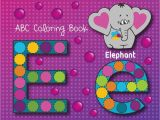 Alphabet Coloring Book for Preschoolers A Dot Markers & Paint Daubers Kids Activity Book Abc