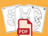 Alphabet Coloring Book Printable Pdf Set Of Spring Dot Marker Free Coloring Pages