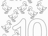 Alphabet Coloring for Grade 1 Printable Animal Number Coloring Pages Numbers 1 10