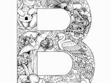 Alphabet Coloring Pages for Adults Coloring Pages with Alphabet with Images