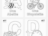 Alphabet Coloring Pages In Spanish French Alphabet Coloring Pages Mr Printables