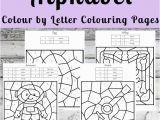 Alphabet Coloring Pages Letter C Alphabet Colour by Code Worksheets