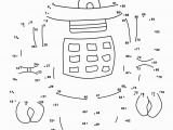 Alphabet Connect the Dots Coloring Pages Dot to Dots Worksheets for Kindergarten Activity Shelter