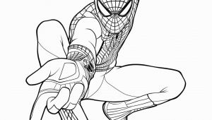 Amazing Spider Man Coloring Sheet Amazing Spider Man 2012 with Images