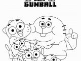 Amazing World Of Gumball Coloring Pages Gumball Coloring Pages Best Coloring Pages for Kids