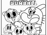Amazing World Of Gumball Coloring Pages Here is the Amazing World Of Gumball Coloring Page