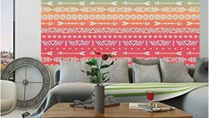 Amazon Wall Mural Wallpaper Amazon sosung Arrow Decor Huge Wall Mural Colored