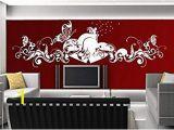 Amazon Wall Stickers and Murals Wandtattoo Wandaufkleber Aufkleber Wandsticker Wall Sticker Wohnzimmer Schlafzimmer Kinderzimmer Küche 30 Farben Zur Wahl Liebe Fee Herz Schmetterling