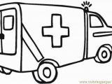 Ambulance Coloring Pages to Print Ambulance Driver Clip Art