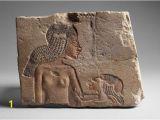 Amenhotep and Nefertiti Wall Murals Princess Meritaten Daughter Of Akhenaten and Nefertiti 18th